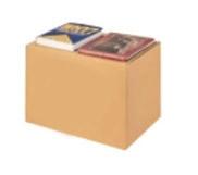 Коробка для книг 380х304х28 5мм